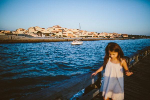 Sortie et pêche en mer