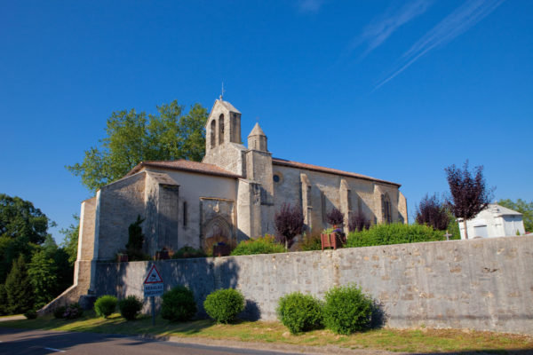 Patrimoine-St Martin de Hinx-Eglise