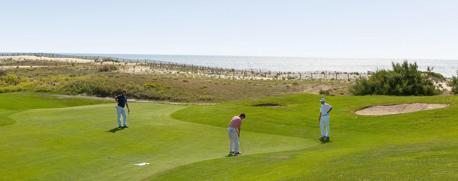 Golf-Moliets_Golfeurs-ocean_pano-
