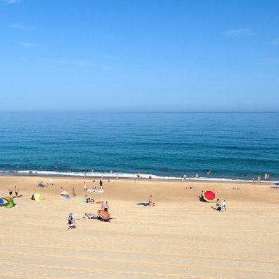 La plage pour vous !