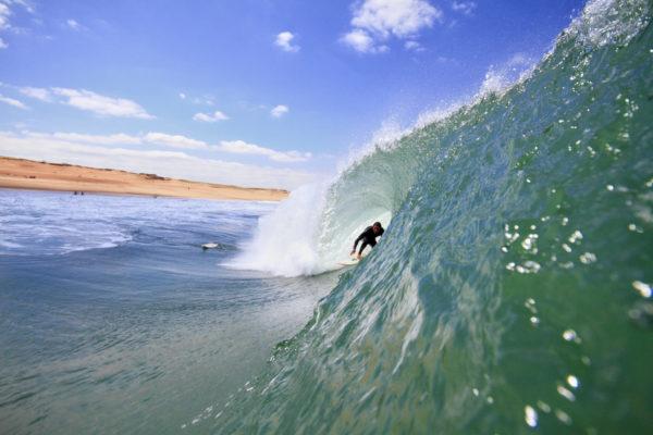 Le royaume du surf