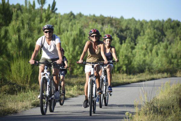 Vélo et balade