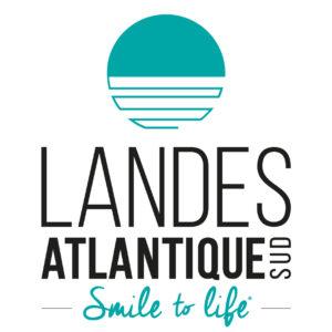 Logo Landes Atlantique Sud Logo carré
