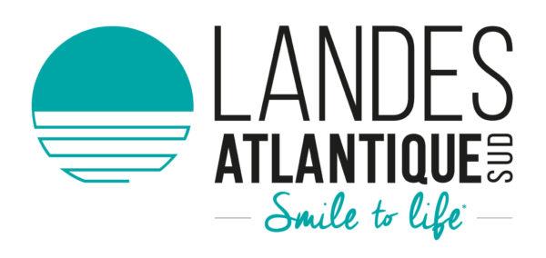 Logo horizontal Landes Atlantique sud