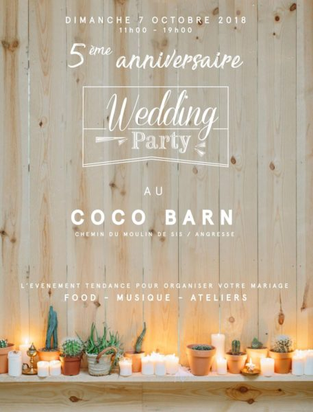 La Wedding Party //ANNULÉE//