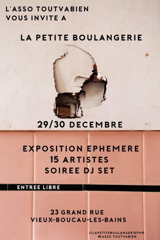 La Petite Boulangerie : Exposition éphémère