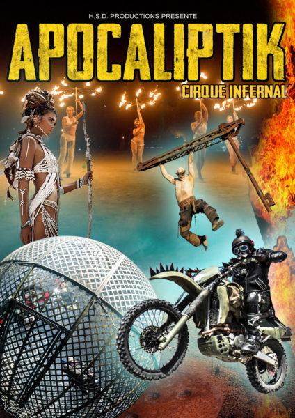 Apokaliptik, le Cirque Infernal