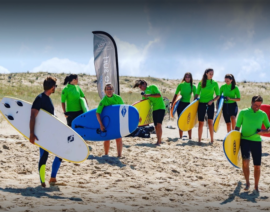 enjoy surf camp seignosse 2