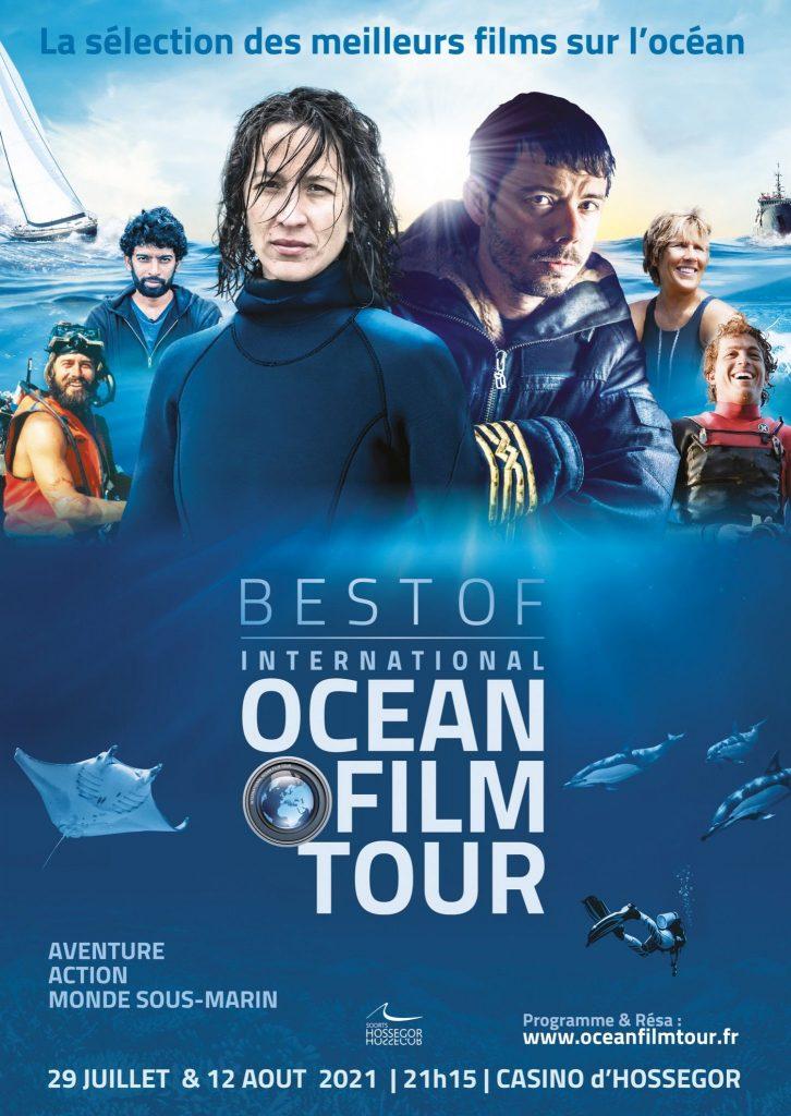 Ocean film tour 2021 Hossegor