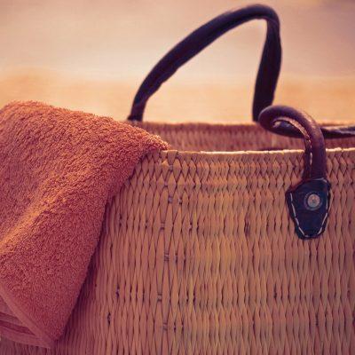 Votre panier de plage