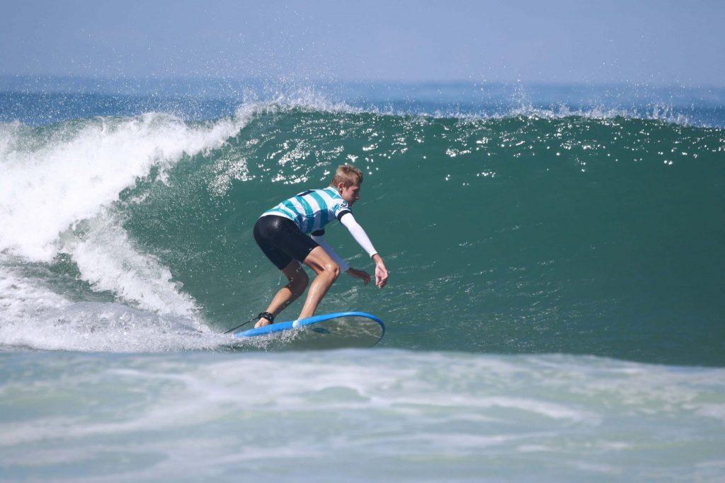 Ecole de surf Ted Surf School, Landes