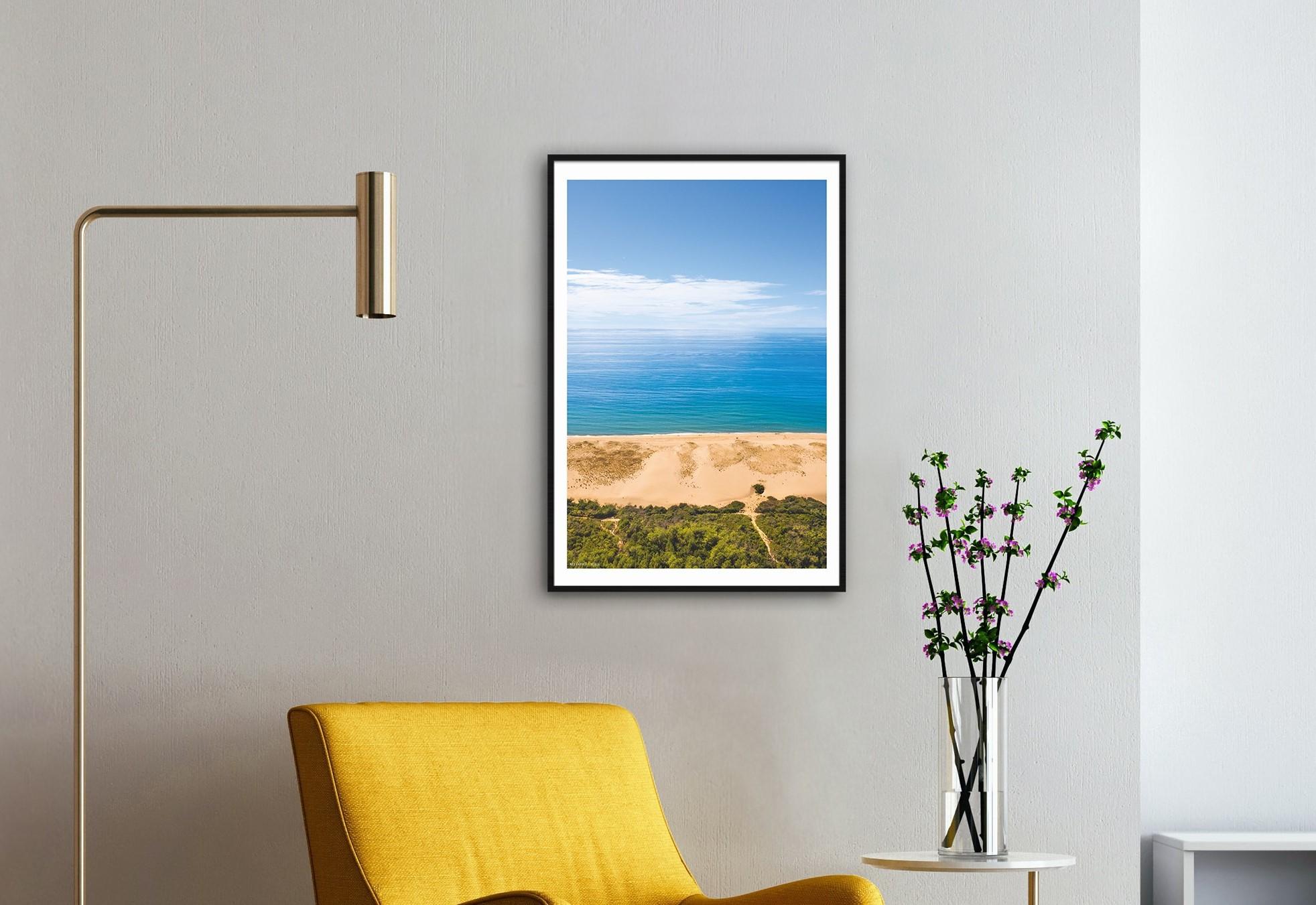 Affiche de Messanges dans les Landes ©Landes Atlantique Sud