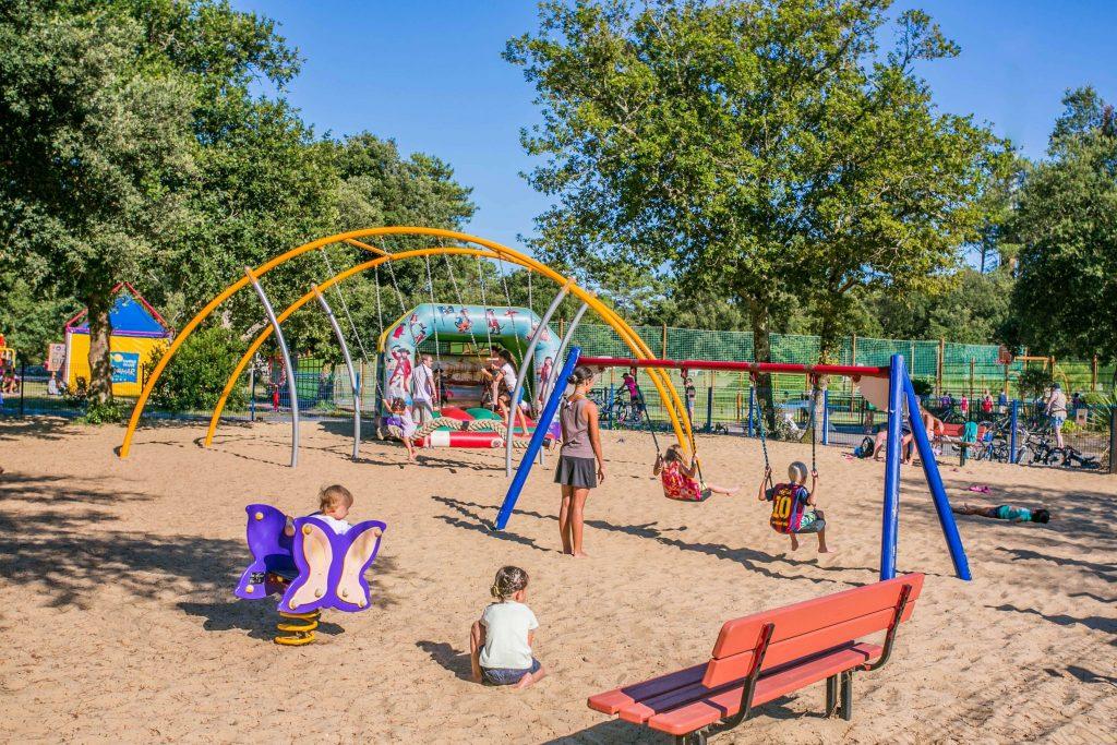 camping-sylvamar-labenne-5-etoiles-landes-jeux enfants