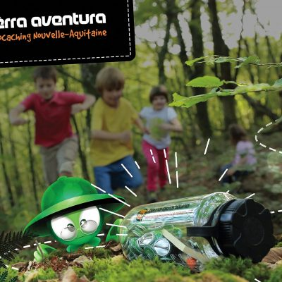 Terra Aventura : Un nouveau parcours à vélo !