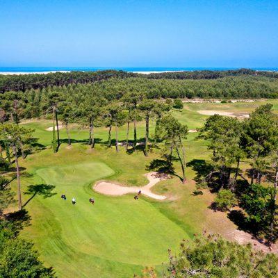 Séjour «Golf me tender» sur la Côte Sud des Landes