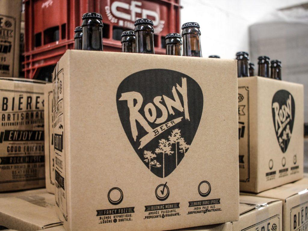 Brasserie Rosny Beer 2016