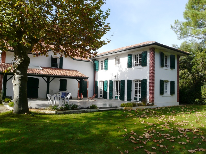 Maison Herlem_Vieux Boucau_Landes Atlantique Sud