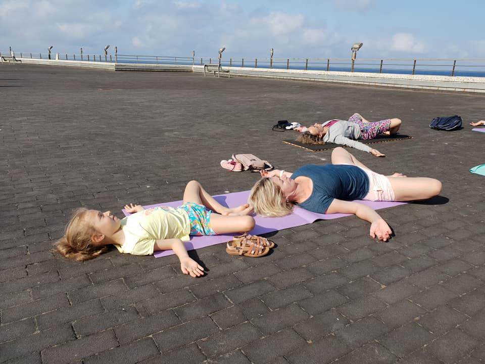 Cap Club Yoga