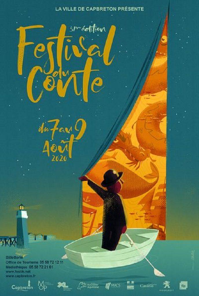 Festival du Conte-Capbreton-Landes Atlantique Sud