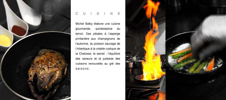 Auberge batby Soustons Landes -cuisine_4