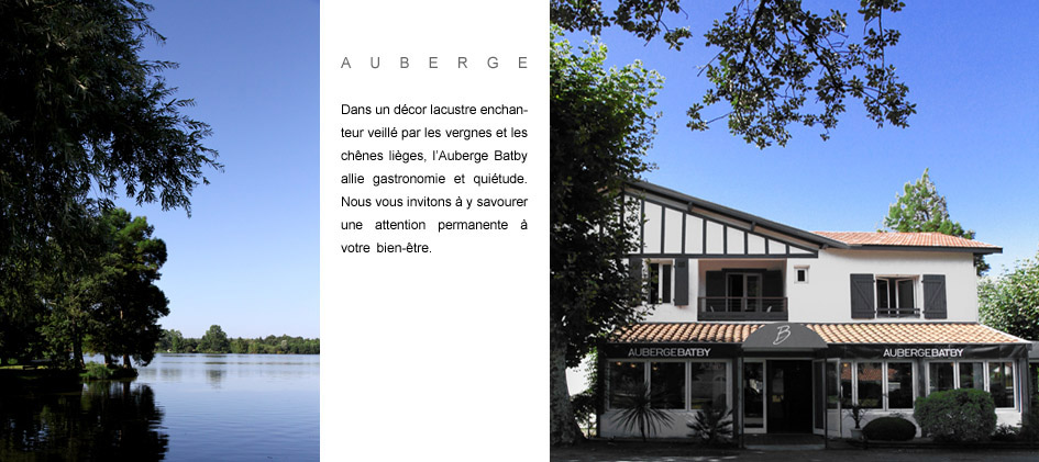 Auberge batby Soustons Landes_2