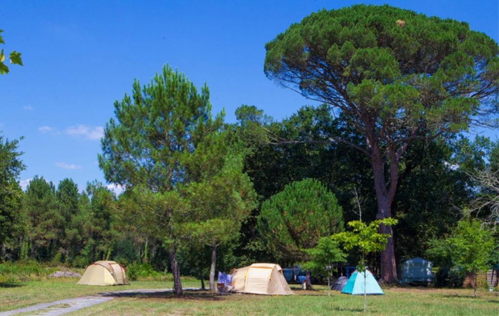 Camping Landes Azur
