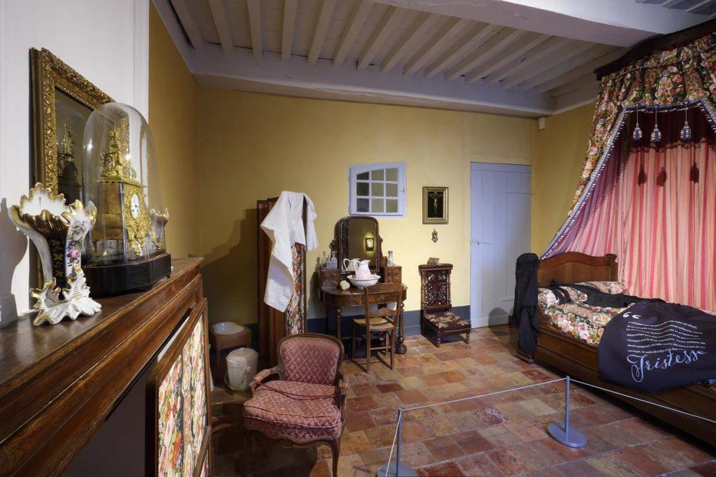 Chambre de la Dame_Maison de maître