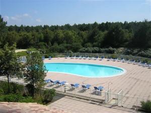 Domaine du Golf de Pinsolle Soustons Pierre et Vacances piscine