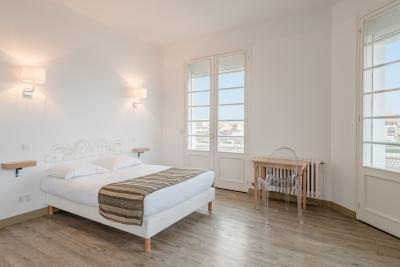 Hotel Océan Capbreton chambre 2