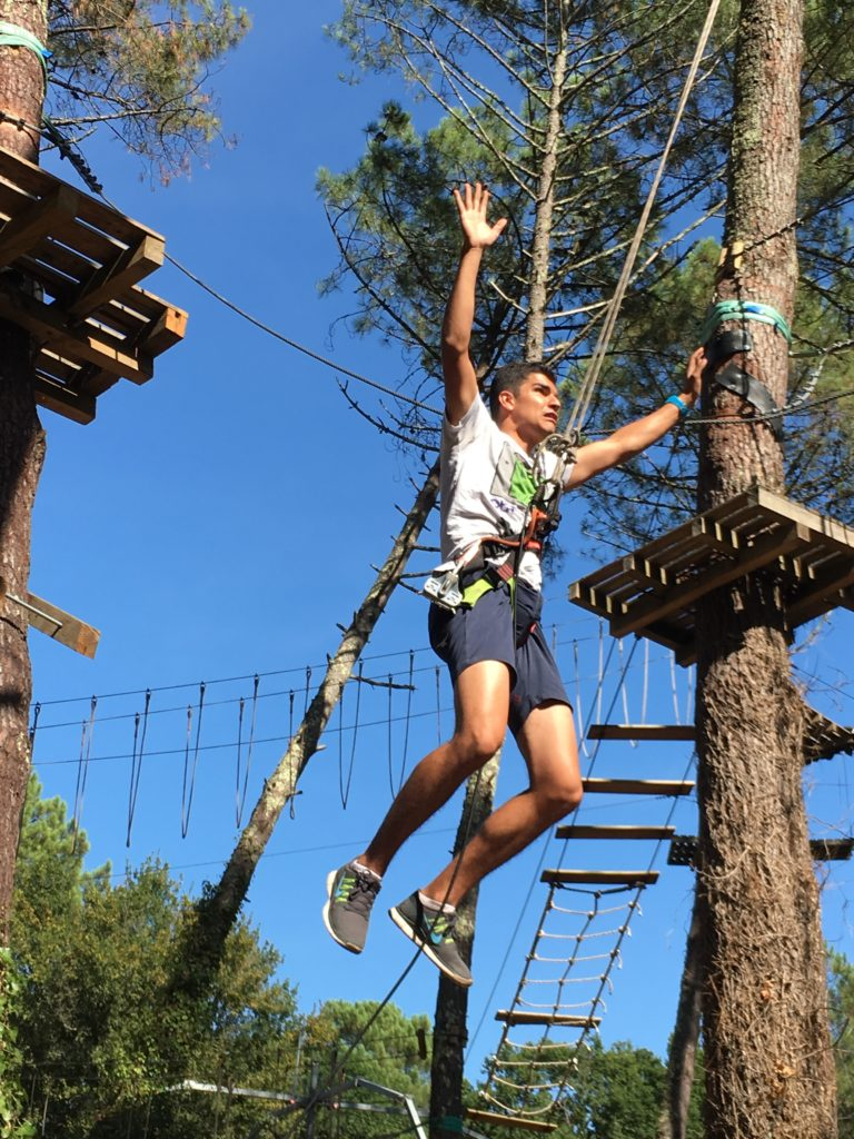 Adrenaline parc-Moliets-OTILAS