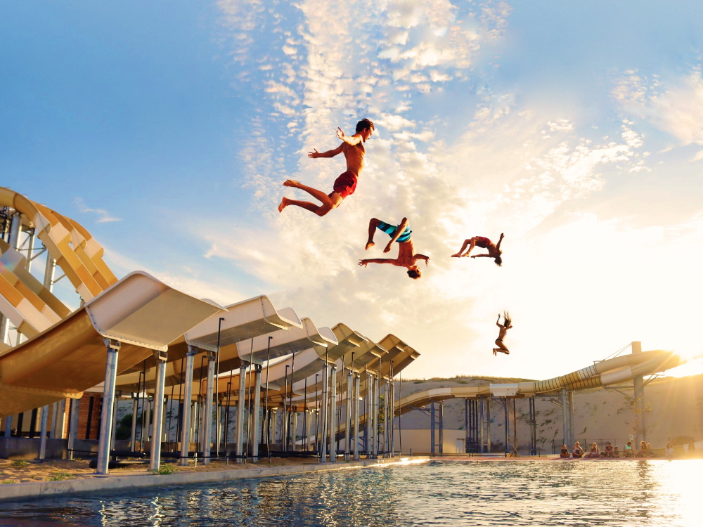 Atlantic Jump