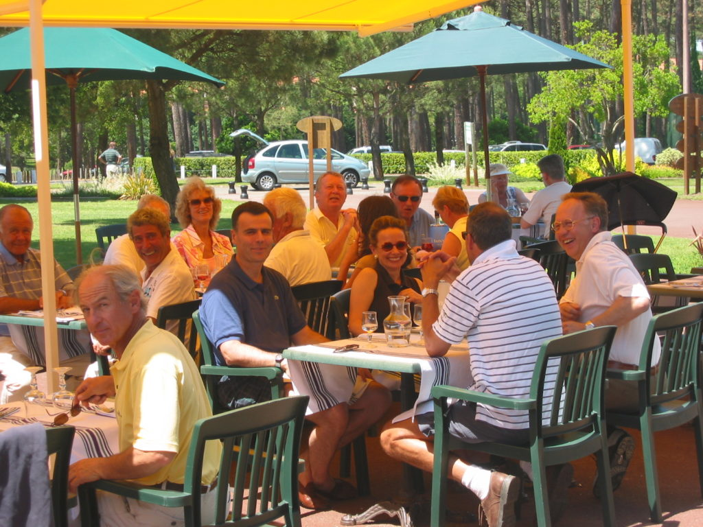 Restaurant La Table du Golfeur-Moliets-Landes Atlantique Sud