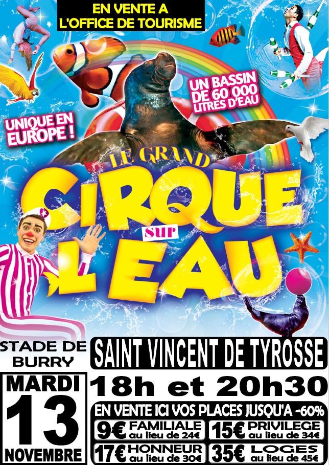 Le Cirque sur l'Eau