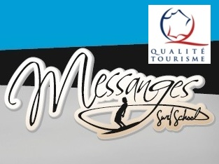 Logo Messanges Surf School
