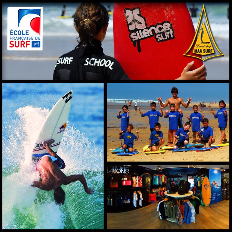 Maa Surf Shop Moliets