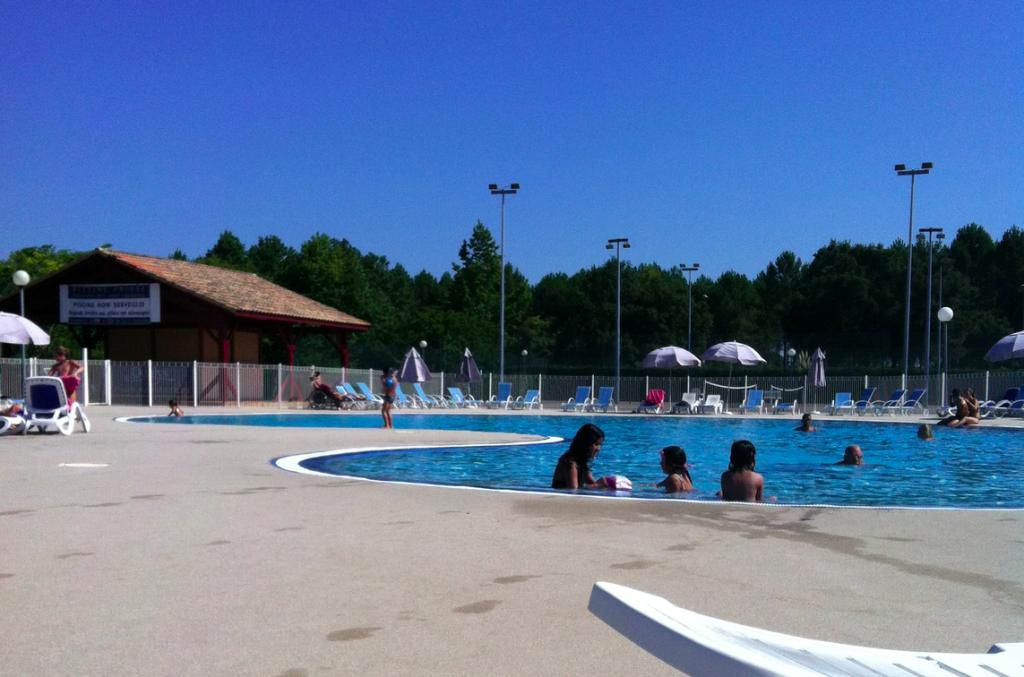 Mes Amours d'enfants piscine_ villas du lac_soustons_landesatlantiquesud