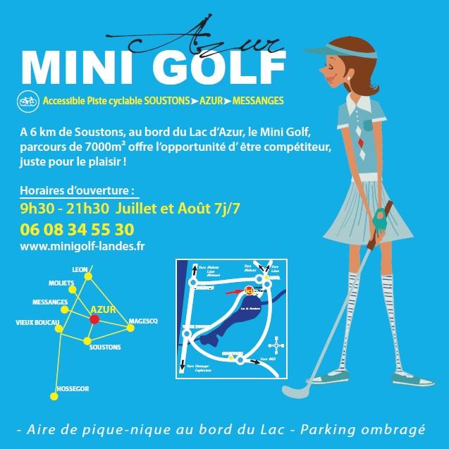 Mini Golf Azur