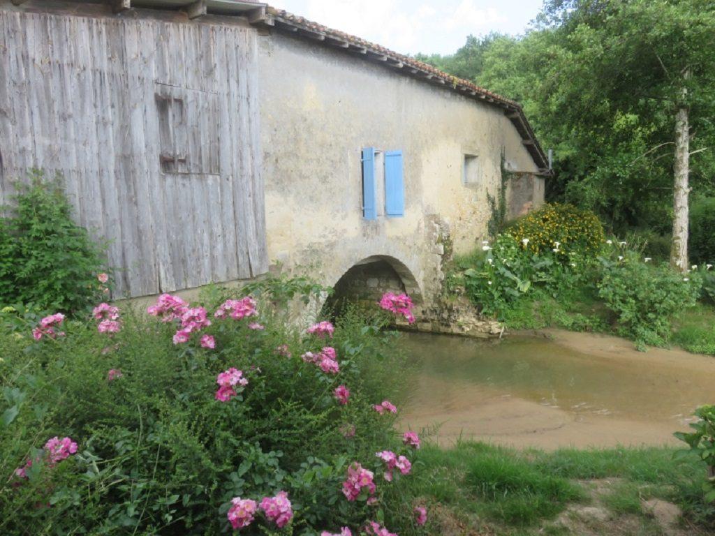 Moulin de Poyaller – Moulin à eau