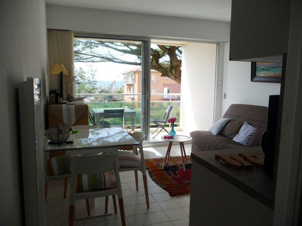 Appartement Gillard_Capbreton_Landes Atlantique Sud
