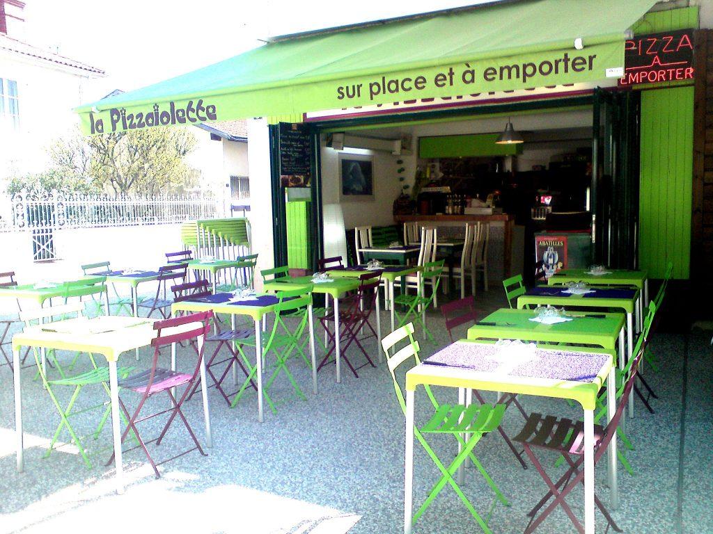 La-Pizzaiolette Vieux Boucau Landes Atlantique sud