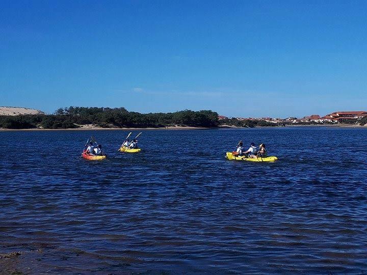 Pôle Nautique Kayak_Soustons Plage_Landes Atlantique Sud