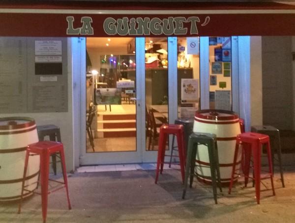 Restaurant Capbreton Guinguet