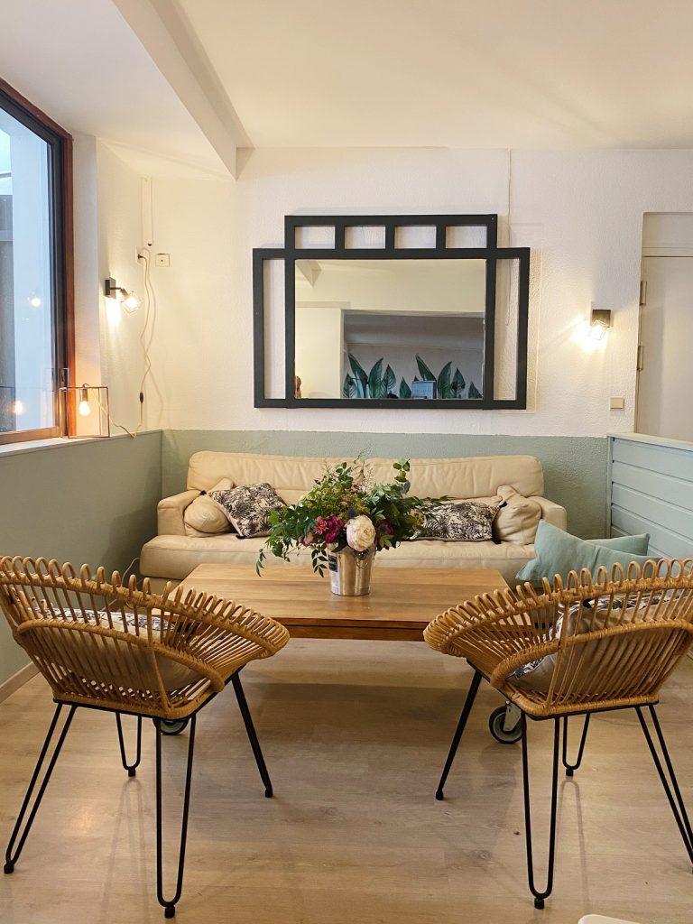 Restaurant hotel Marinero Lumaa salon de réception – web
