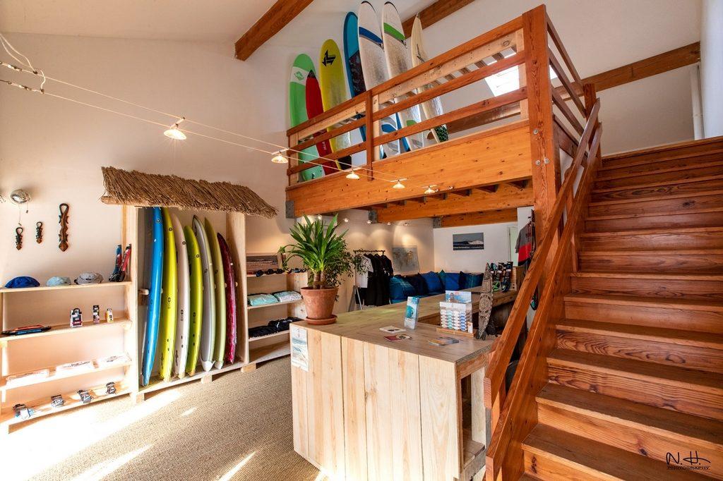 Surfingolfcenter Surfshop_Moliets_Landes Atlantique Sud