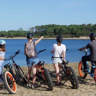 Sorties accompagnées à vélo