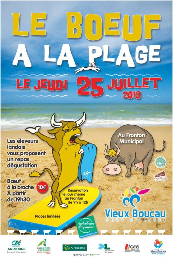 boeuf a la plage_Vieux-Boucau_landesatlantiquesud