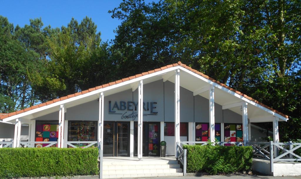 Boutique Labeyrie_St Geours de Maremnne_Landes Atlantique Sud