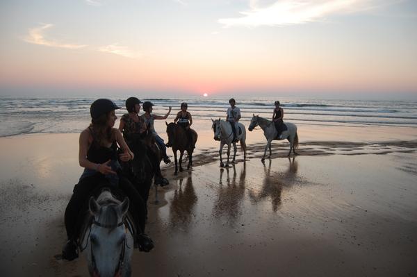 centre equestre la prade Messanges Landes Atlantique Sud