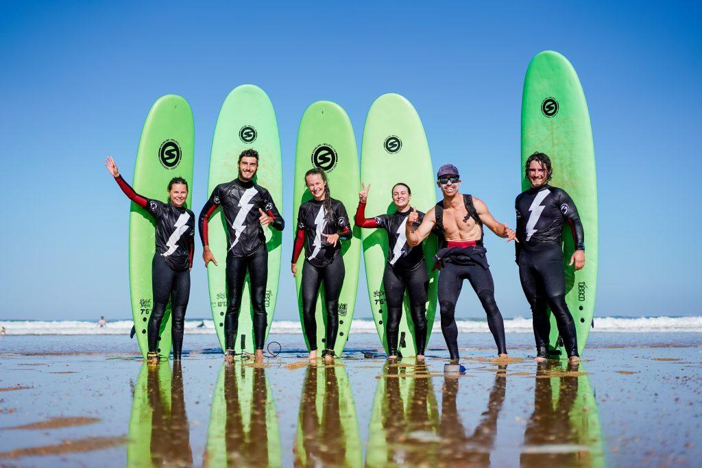 ecole de surf Moliets surf & skate SOONLINE cours et stages Moliets et Maa réservation en ligne School Shop Rent surf et skate Soon Line Nico Pina Calvin Surf life  (61)
