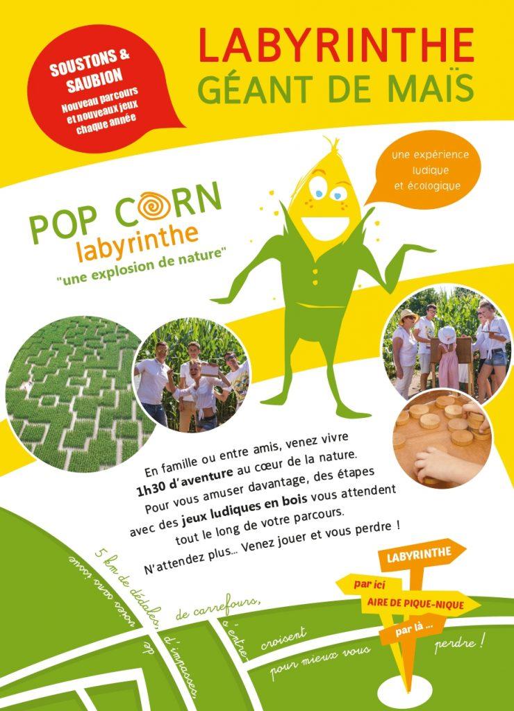 flyer-recto-popcorn-labyrinthe-Landes 2020